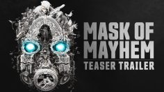 Borderlands 3 Teaser Trailer – Mask of Mayhem
