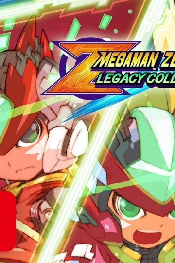 Mega Man Zero/ZX Legacy Collection – Announcement Trailer – Nintendo Switch
