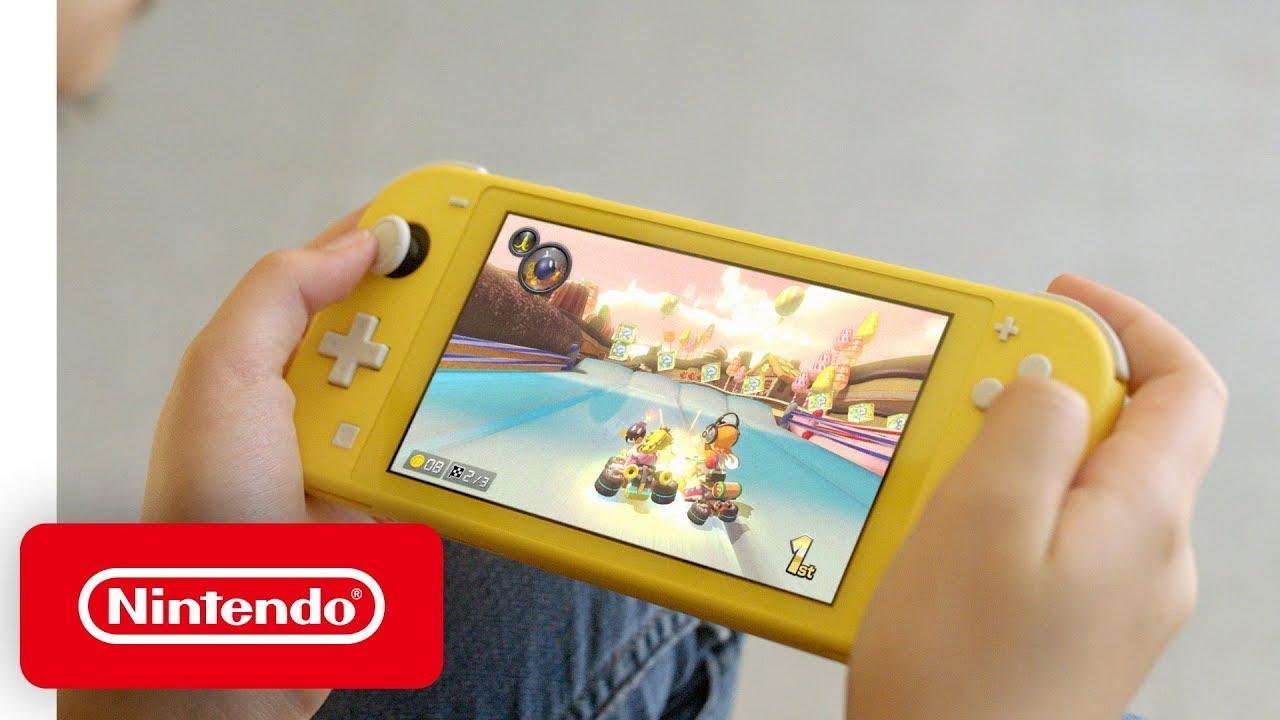 Nintendo Switch My Way Super Mario Party Mario Kart 8 Deluxe