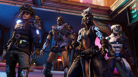 borderlands-3's-arms-race-mode-pays-homage-to-battle-royale-games