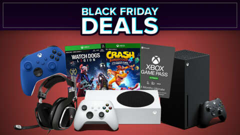 best-black-friday-2020-xbox-series-x-and-xbox-one-deals