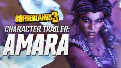 Borderlands 3 – Amara Character Trailer: Looking for a Fight
