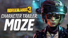Borderlands 3 – Moze Character Trailer: The BFFs