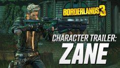 Borderlands 3 – Zane Character Trailer: Friends Like Zane